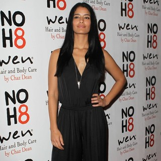 Jessica Clark in NOH8 Celebrity Studded 4th Anniversary Party - Arrivals