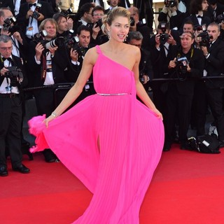 66th Cannes Film Festival - Behind the Candelabra Premiere - jessica-hart-behind-the-candelabra-premiere-01
