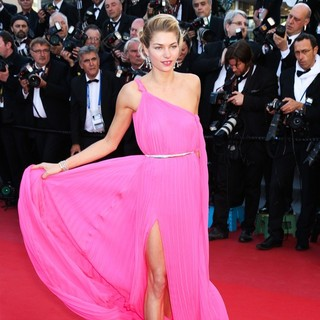 66th Cannes Film Festival - Behind the Candelabra Premiere - jessica-hart-behind-the-candelabra-premiere-05