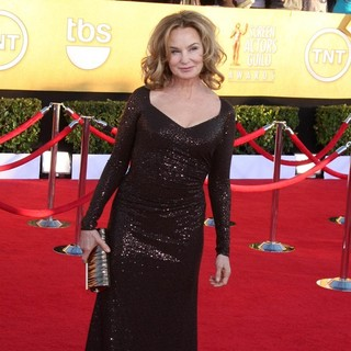 Jessica Lange in The 18th Annual Screen Actors Guild Awards - Arrivals