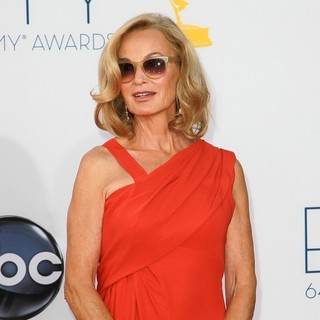 Jessica Lange in 64th Annual Primetime Emmy Awards - Arrivals