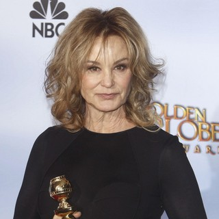 Jessica Lange in The 69th Annual Golden Globe Awards - Press Room