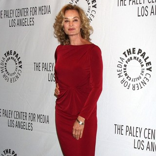 Jessica Lange in American Horror Story at PaleyFest 2012