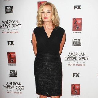 Jessica Lange in Premiere Screening of FX's American Horror Story: Asylum
