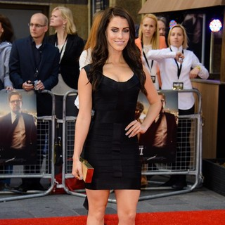 Jessica Lowndes in The Hangover Part III - European Film Premiere