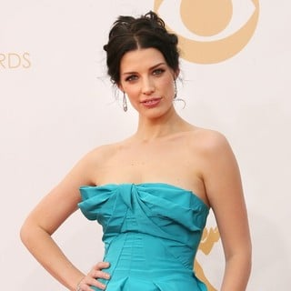 Jessica Pare in 65th Annual Primetime Emmy Awards - Arrivals