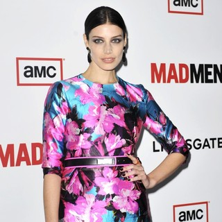 Jessica Pare in AMC's Mad Men - Season 6 Premiere - jessica-pare-premiere-mad-men-season-6-03