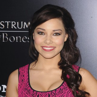 Jessica Parker Kennedy in Premiere of Screen Gems and Constantin Films' The Mortal Instruments: City of Bones