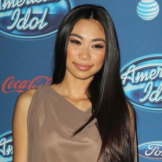 Jessica Sanchez in American Idol Season 12 Premiere Event