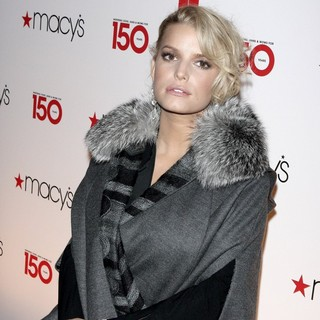 Jessica Simpson - Macy's 150th Birthday Gala Celebration - Arrivals