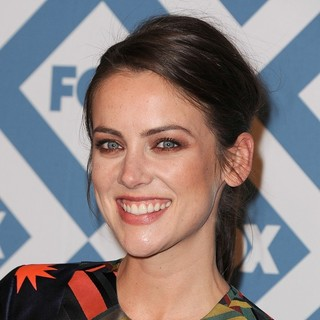 Jessica Stroup in 2014 TCA Winter Press Tour FOX All-Star Party - Arrivals