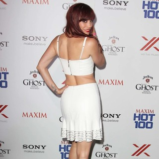 Jessica Sutta in The Maxim Hot 100 Party - Arrivals