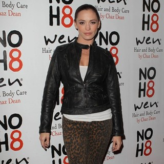 Jessica Sutta in NOH8 Celebrity Studded 4th Anniversary Party - Arrivals