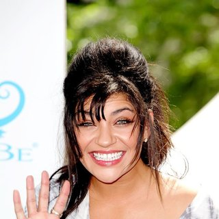 Jessica Szohr in The SoBe 'Try Everything Experience'