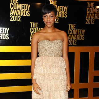 Jessica Williams in The Comedy Awards 2012 - Arrivals
