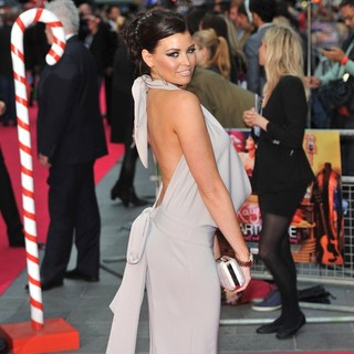Jessica Wright in UK Premiere of Katy Perry: Part of Me - Arrivals
