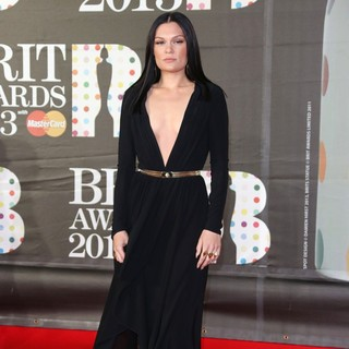 Jessie J in The 2013 Brit Awards - Arrivals
