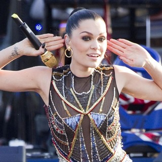 Jessie J in The Diamond Jubilee Concert