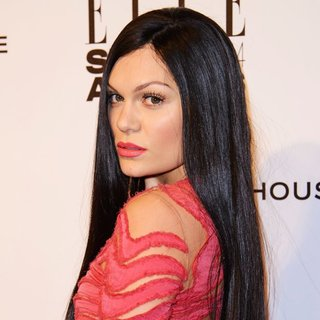 Jessie J in The ELLE Style Awards 2014 - Arrivals