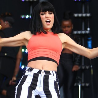 Jessie J in BBC Radio 1's Hackney Weekend - Day 2