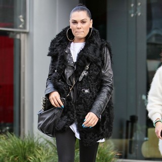 Jessie J in Jessie J Leaves Boa Restaurant After Spending Lunch with Friends