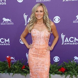 Jewel Kilcher in 48th Annual ACM Awards - Arrivals