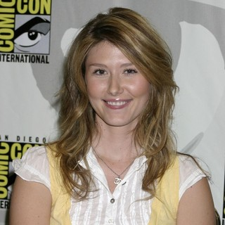 Jewel Staite in ComicCon Convention 2007