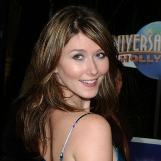 Jewel Staite in The Premiere of Serenity
