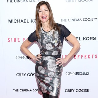 Jill Hennessy in New York Premiere of Side Effects