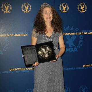 Jill Mitwell in 65th Annual Directors Guild of America Awards - Press Room