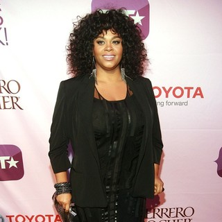 Jill Scott in Black Girls Rock! 2011
