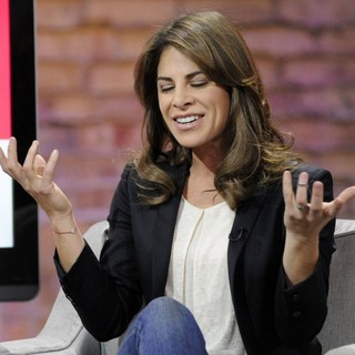 Jillian Michaels Appearing on CTV's The Marilyn Denis Show to Promote Her Book Unlimited