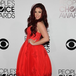 Jillian Rose Reed in The 40th Annual People's Choice Awards - Arrivals