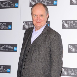 Jim Broadbent in The 54th Times BFI London Film Festival - Another Year - Premiere