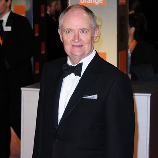 Jim Broadbent in Orange British Academy Film Awards 2012 - Arrivals
