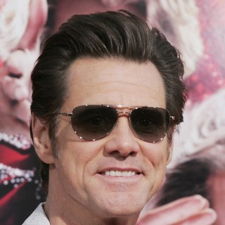 Jim Carrey in Los Angeles Premiere of The Incredible Burt Wonderstone
