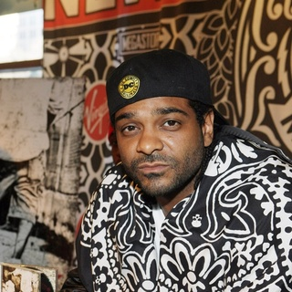 Jim Jones Meets Fans and Signs Copies of His Album Pray IV Reign