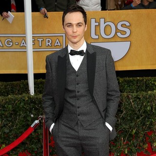 Jim Parsons in 19th Annual Screen Actors Guild Awards - Arrivals