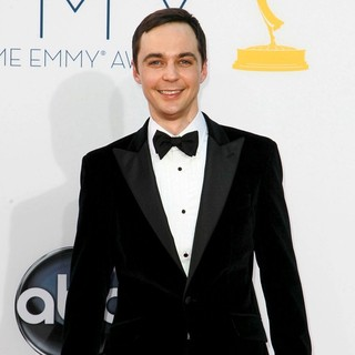 Jim Parsons in 64th Annual Primetime Emmy Awards - Arrivals