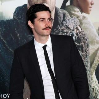 Jim Sturgess in The Cloud Atlas Los Angeles Premiere