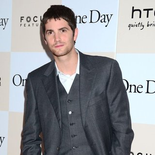 Jim Sturgess in New York Premiere of One Day