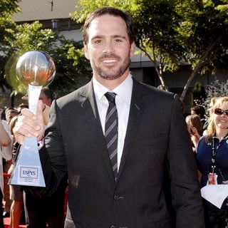 Jimmie Johnson in The 2011 ESPY Awards