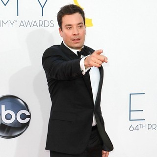 Jimmy Fallon in 64th Annual Primetime Emmy Awards - Arrivals