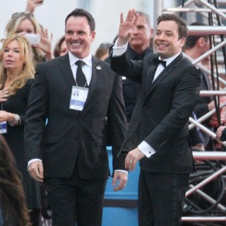 Jimmy Fallon in The 69th Annual Golden Globe Awards - Arrivals