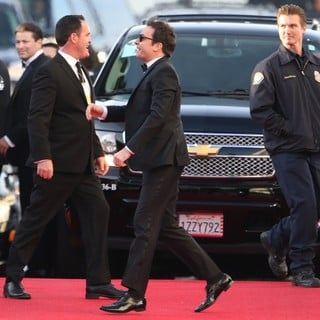 Jimmy Fallon in 70th Annual Golden Globe Awards - Arrivals