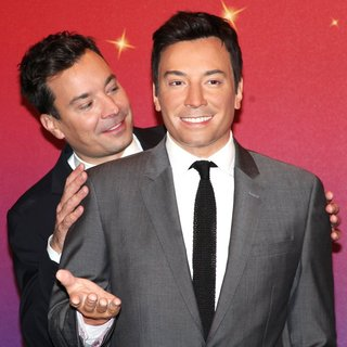 Jimmy Fallon Waxworks