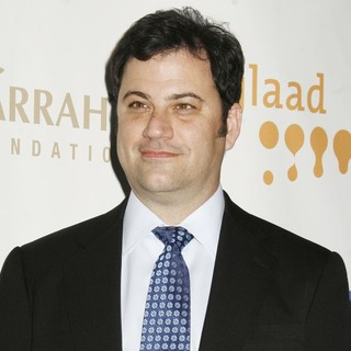 Jimmy Kimmel in 19th Annual GLAAD Media Awards - Arrivals