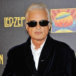 Jimmy Page, Led Zeppelin in UK Film Premiere of Celebration Day
