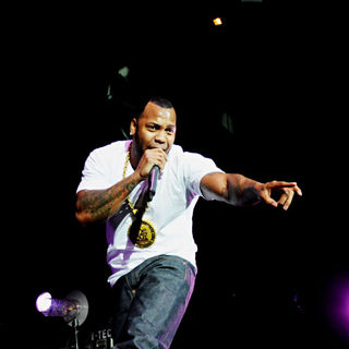 Flo Rida in The 2010 Q102 Jingle Ball