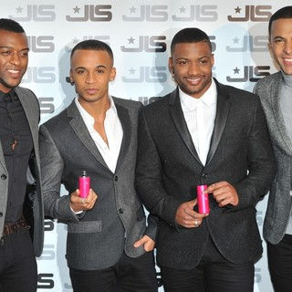 JLS Fragrance Launch